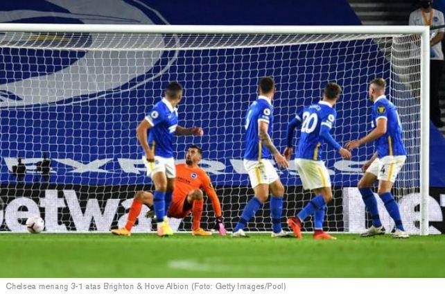 Brighton & Hove Albion vs Chelsea – Highlights