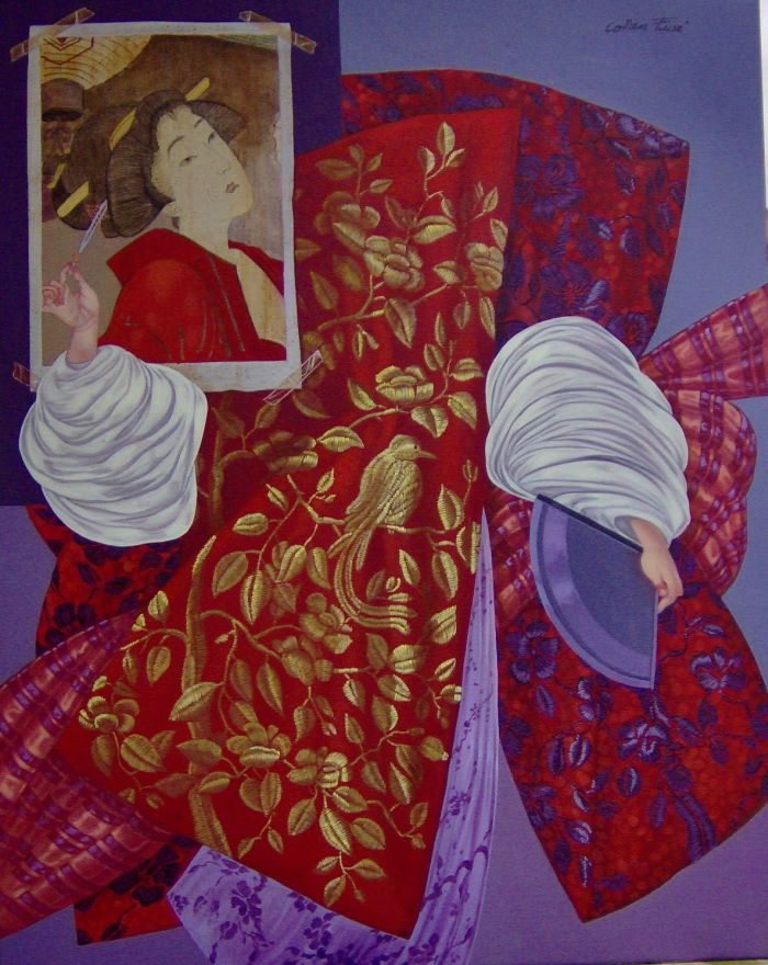 Аргентинский художник. Luis Cohen Fuse
