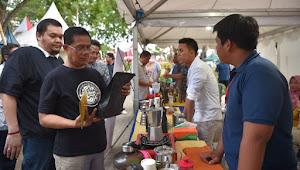 Festival Kopi Sulteng, Wagub Harap Sulteng Bisa Tingkatkan Kuantitas dan Kualitas Tanaman Kopi Lokal