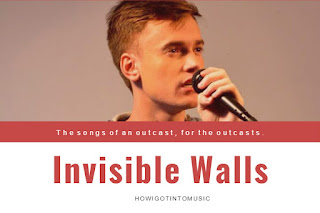 The Invisible Walls by George Hentu