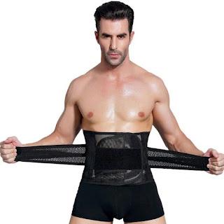 Simple Men's Abdomen Belt