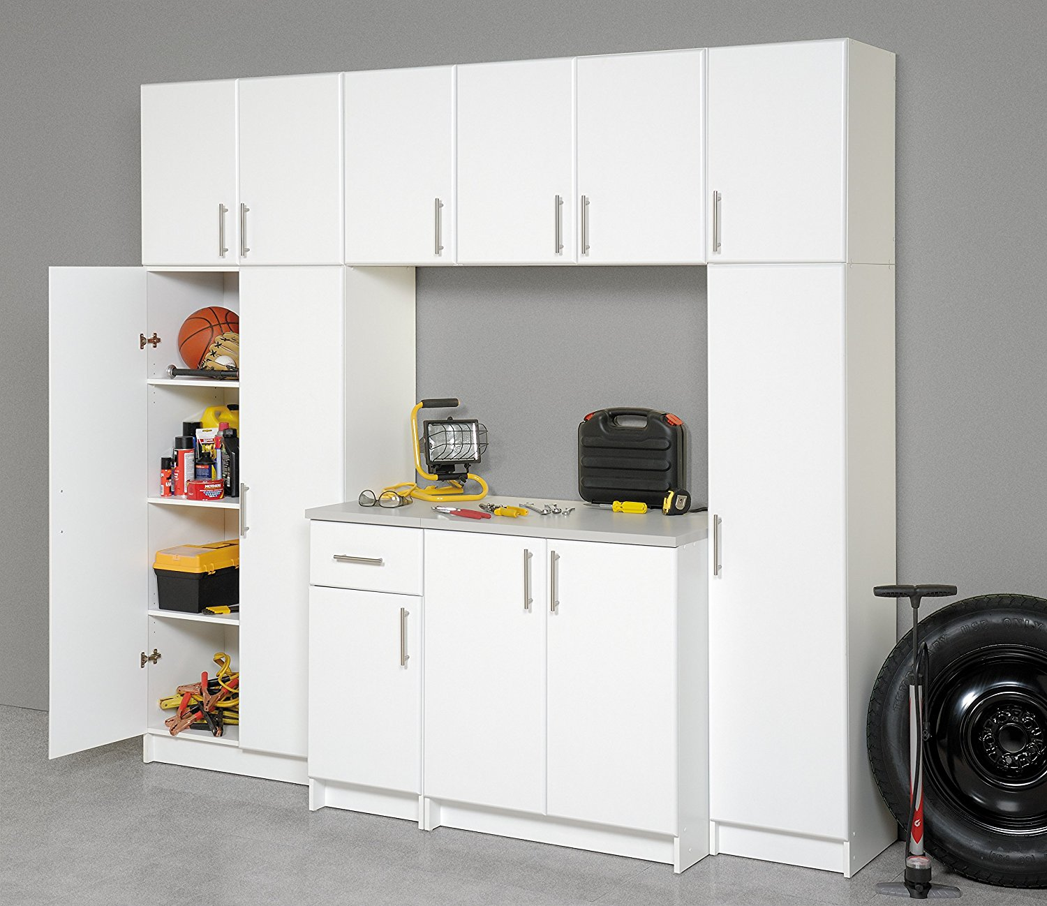 12 Inch Deep Pantry Cabinet