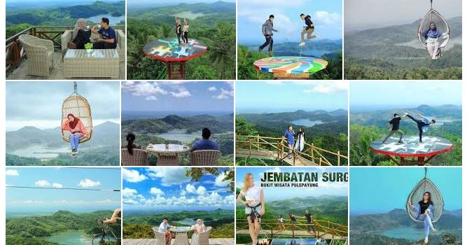 Lokasi Bukit Wisata Pule Payung Tempat Wisata Baru Paling Asik Di Jogja Dan Tiket Masuk Jejak Wisata