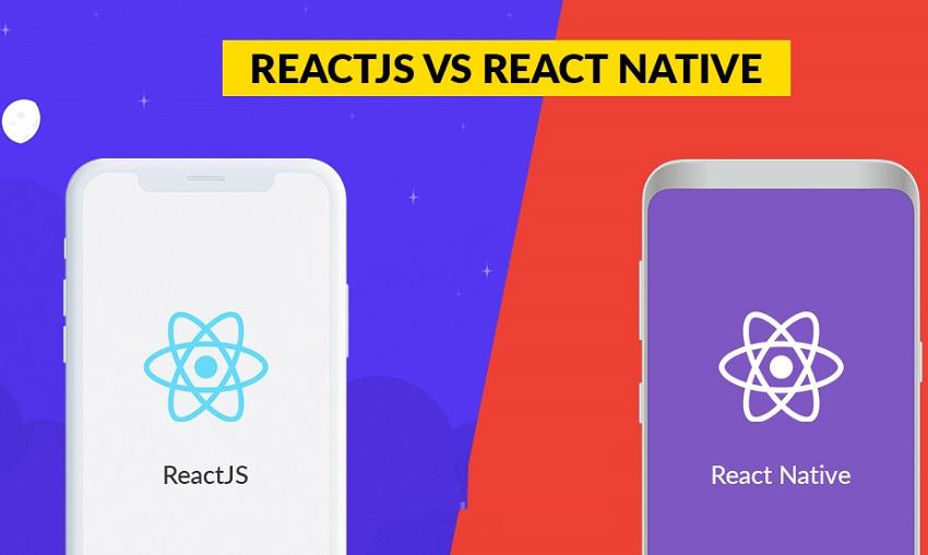 React Native vs ReactJS Comparison