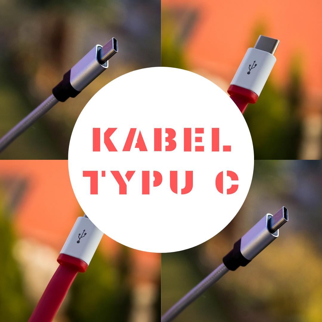 Kabel USB typu C - mały gadżet o dużych możliwościach