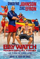 Póster de Baywatch: Guardianes de la Bahía / Los Vigilantes de la Playa