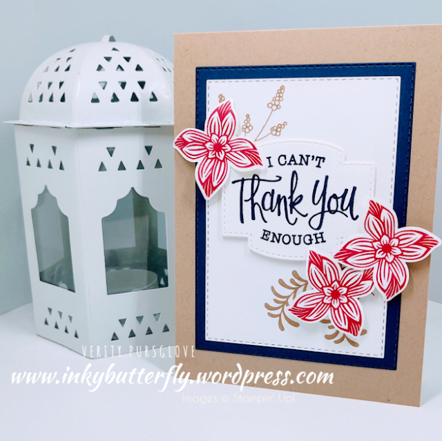 Nigezza Creates with Stampin' Up! & Friends The Project Share 12th March 2020