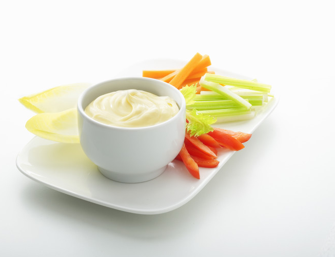 How to make diet mayonnaise yourself