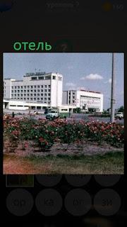 389 фото построено здание отеля 7 уровень