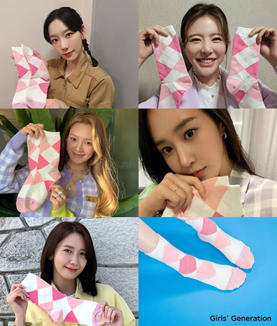 snsd smile for you campaign
