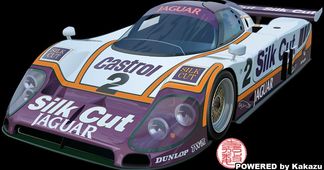 Kakazu Motorsports: Jaguar XJR-9 1988