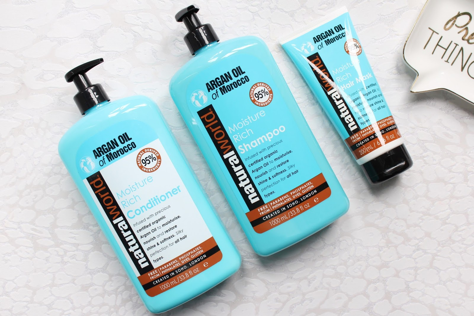 Argan Oil of Morocco Hair Care