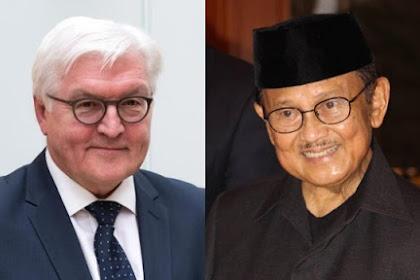 Presiden Jerman: Kami Berutang Banyak kepada BJ Habibie