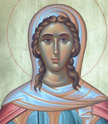 Αγία Μεγαλομάρτυς Ευφημία