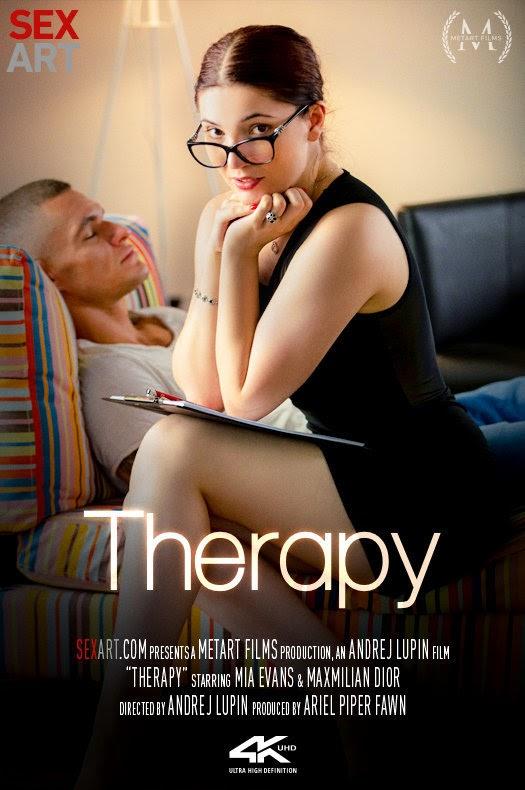 [Sex-Art] Maxmilian Dior, Mia Evans - Therapy