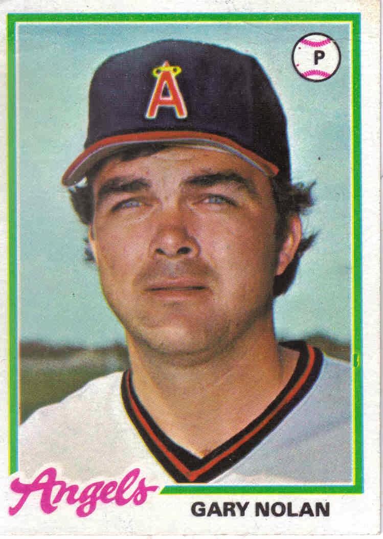 1978 Baseball 1978 Topps Baseball 115 Gary Nolan