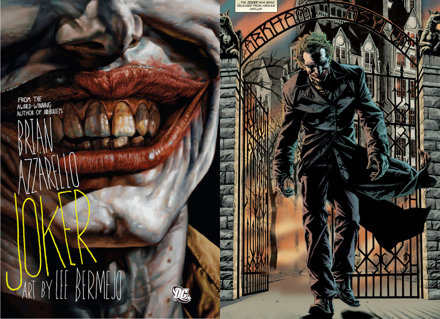 Joker Graphic Novel Pdf