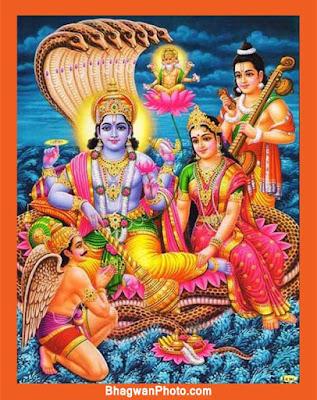 Vishnu Ji Images