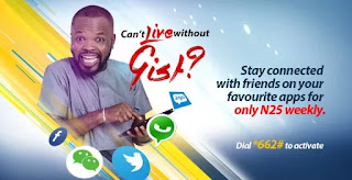 How to Subscribe Mtn Goodybag Chat Plans   Codes price in nigeria