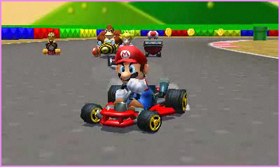 the adamant ditto blog review mario kart 7. Black Bedroom Furniture Sets. Home Design Ideas