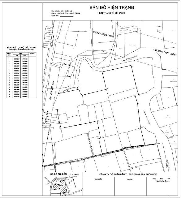 Bán 3,66ha Đất tại Mai Chí Thọ, Phường An Phú, Quận 2