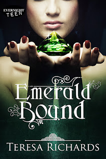 http://www.amazon.com/Emerald-Bound-Teresa-Richards/dp/177233524X/