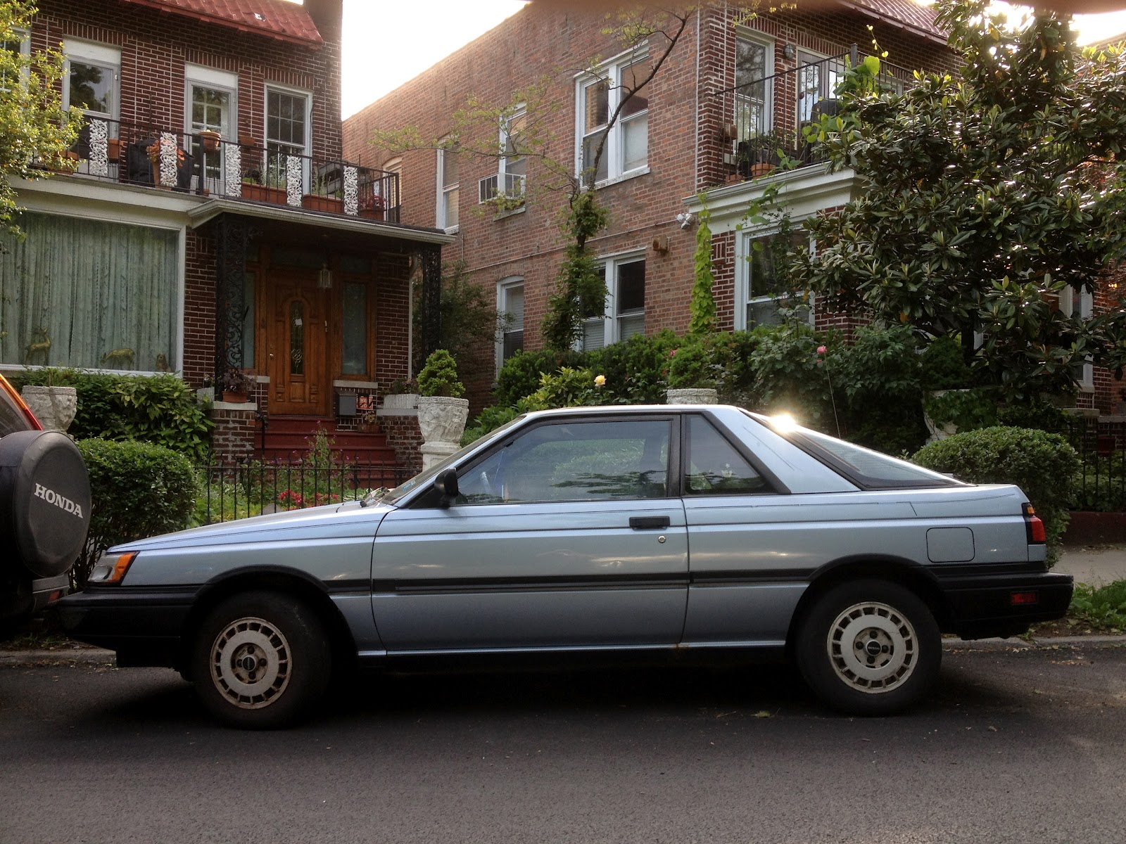 Cscb Home 1986 Nissan Sentra Two Door Sport Coupe