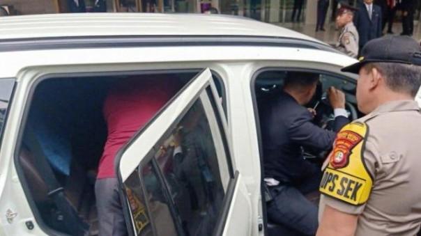 Pemilik Mobil B 1 RI Punya Undangan Pelantikan Presiden dan Senjata