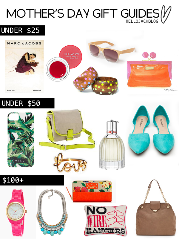 Hello Jack: Mother's Day gift guides