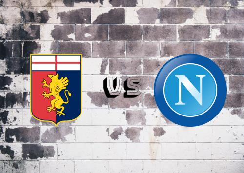 Genoa vs Napoli  Resumen y Partido Completo