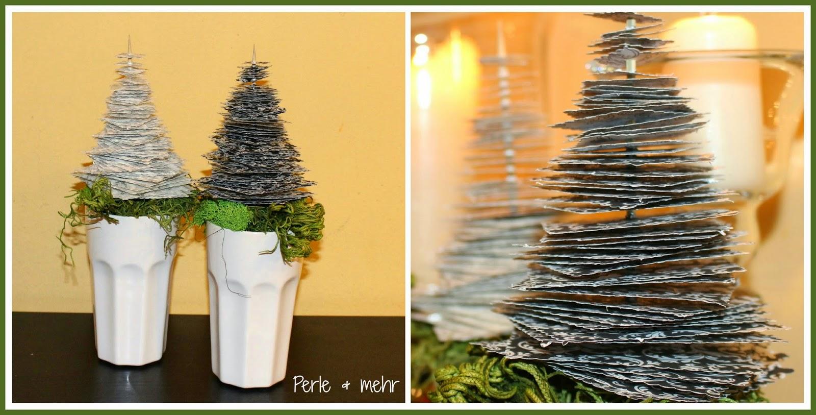 Perle Mehr Tag 46 Weihnachtsdeko