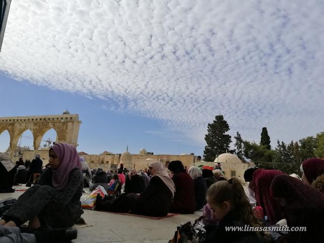 Masjid Al Aqso Yerussalem
