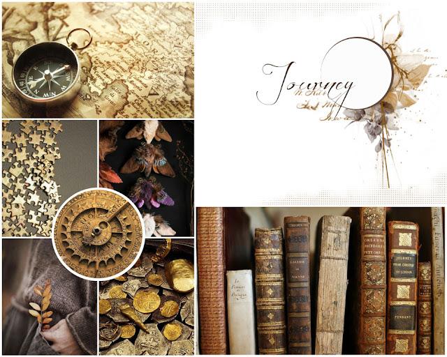 September  challenge - Journey