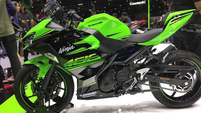 Limied Edition Kawasaki Officially Launches Ninja 400 - Modern Moto Magazine