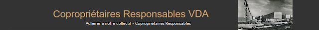Copropriétaires Responsables VDA