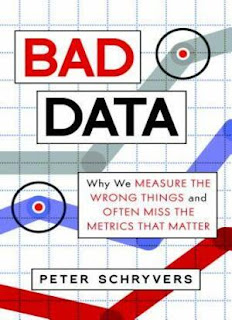 Bad Data: Why We Measure the Wrong Things and Often Miss the Metrics That Matter