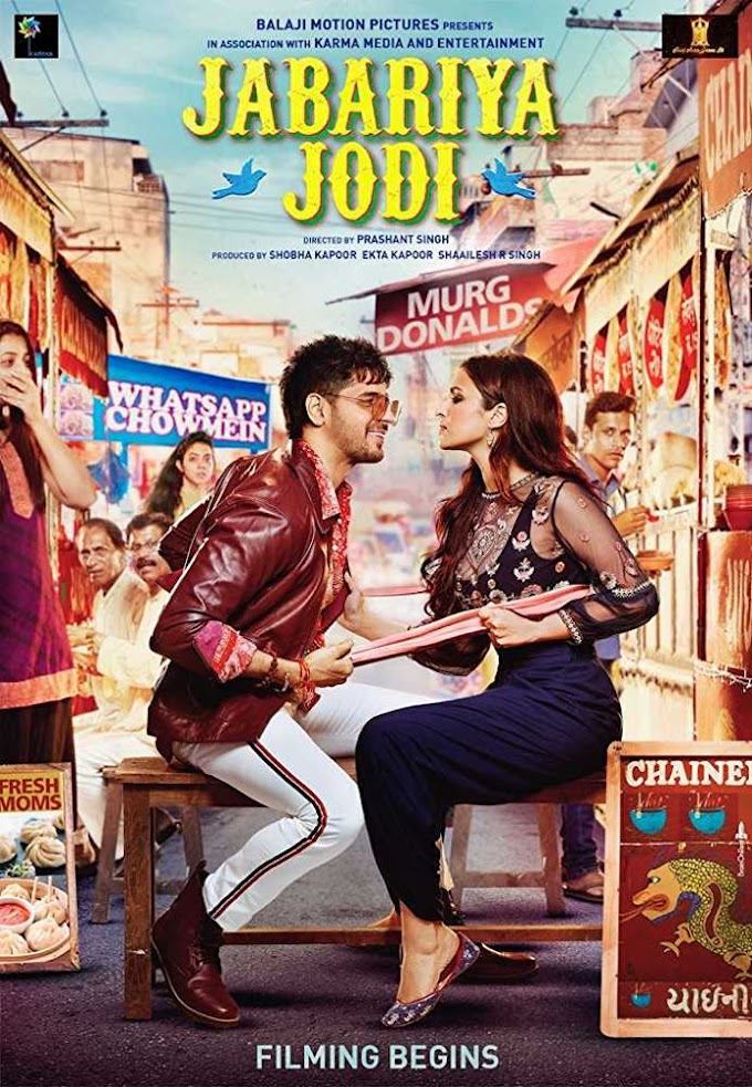 Jabariya Jodi (Hindi) Movie Ringtones and bgm for Mobile
