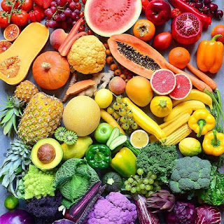 Why are some fruits and vegetables to help reduce blood sugar