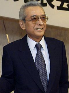 Giám đốc điều hành Softbank, tỷ phú Masayoshi Son