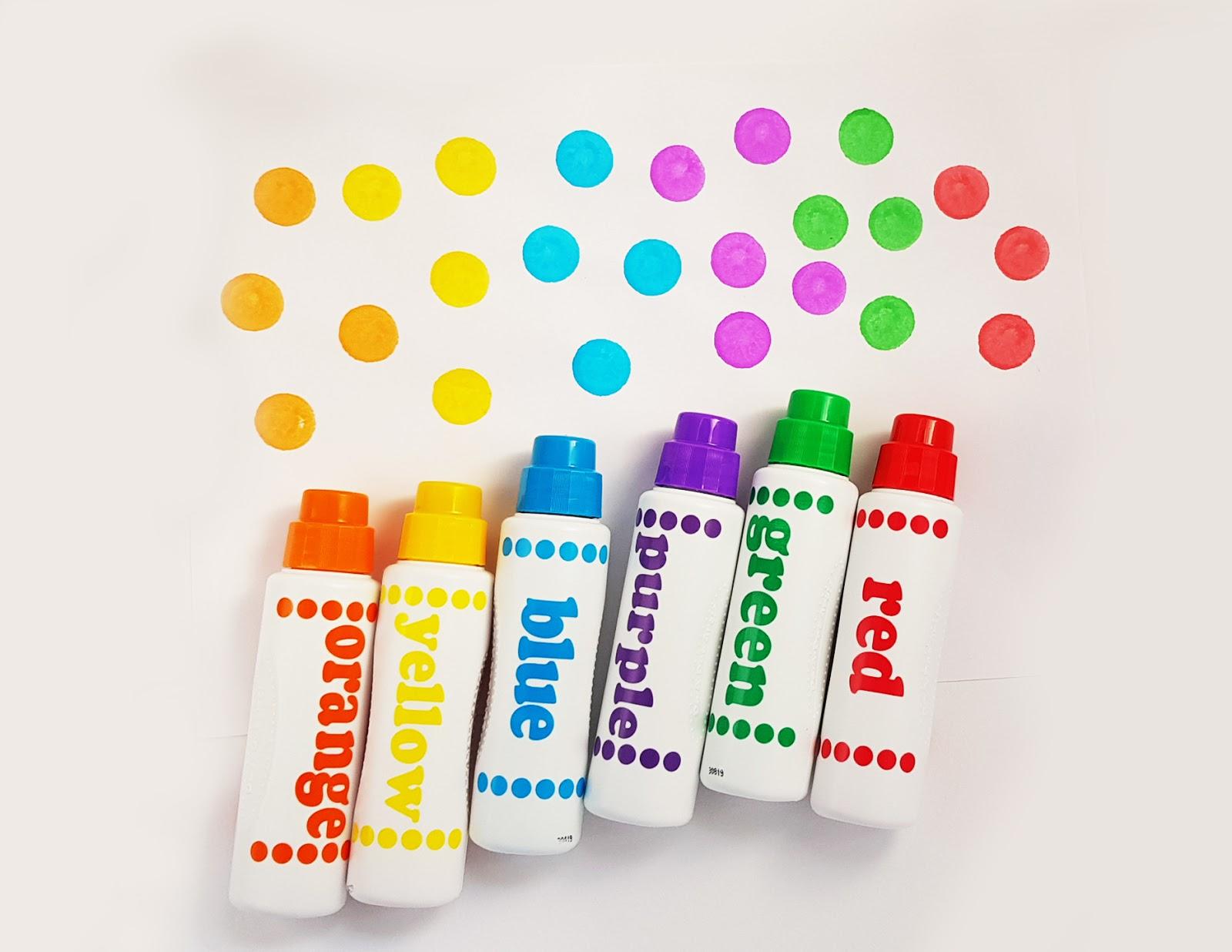 Do A Dot Markers Rainbow