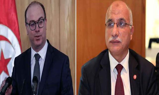 Abdelkarim Harouni suggère à Elyes Fakhfakh de démissionner