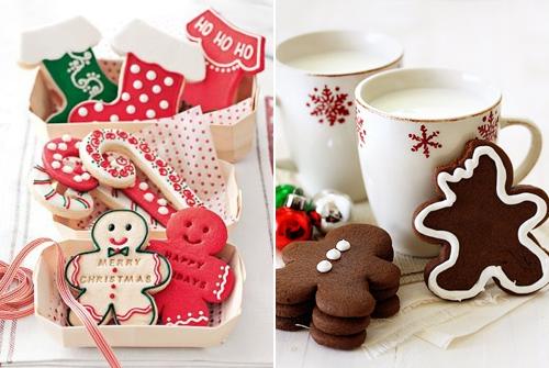 Sucre Decoratif Pour Petits Gateaux De Noel