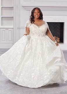 Pose In Bridal Gown