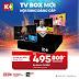 Khuyến mãi lắp Truyền hình K+ tháng 01/2019