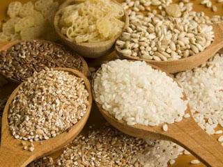 Les céréales complètes tiennent au corps