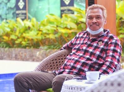 Kepala Dispar Lobar H. Saiful Ahkam