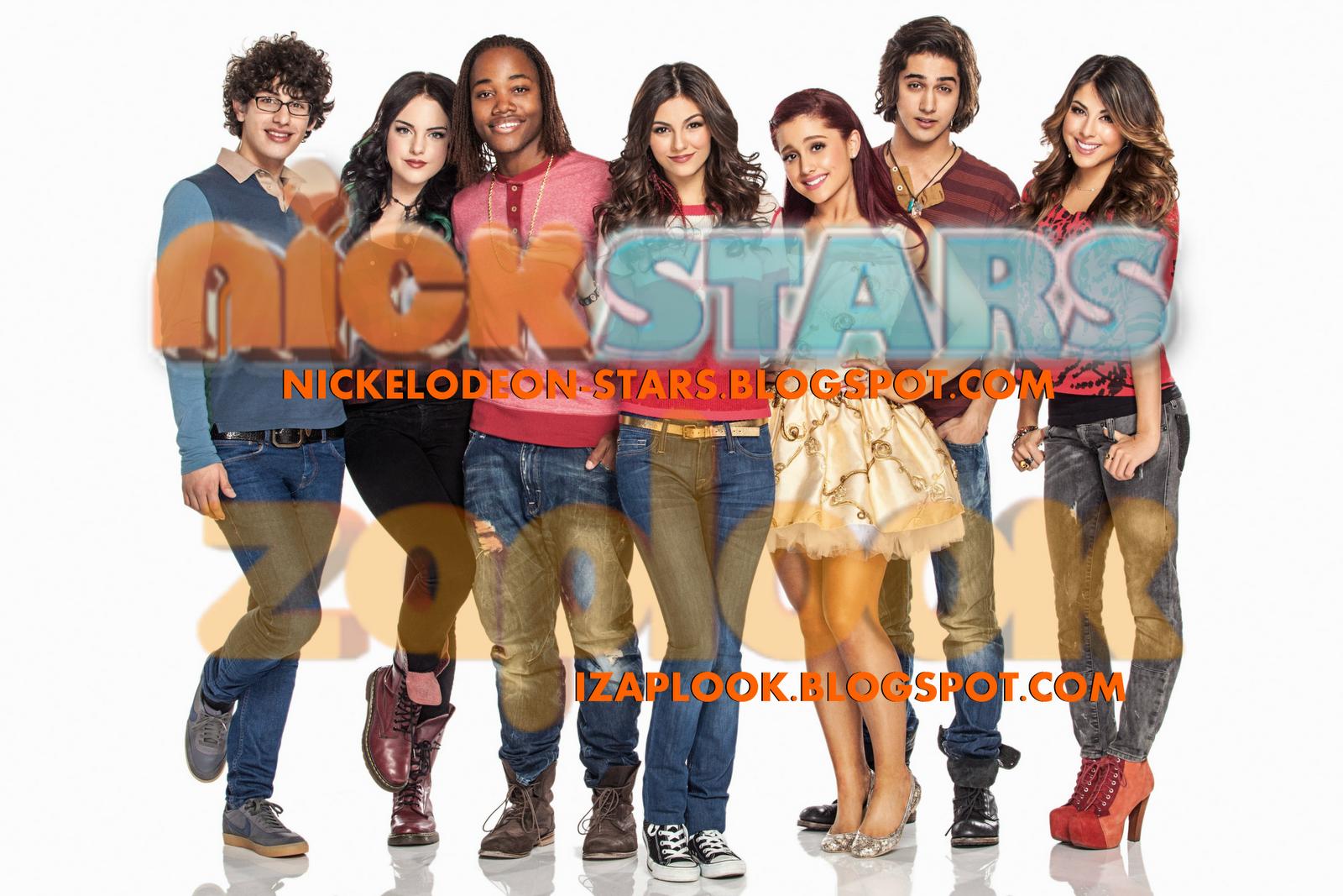 Nick Stars  amp  Zaplook te traen en Exclusiva 3 nuevos Promoshoots de    Zaplook