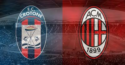 مشاهدة مباراة ميلان وكروتوني 27-9-2020 بث مباشر في الدوري الايطالي