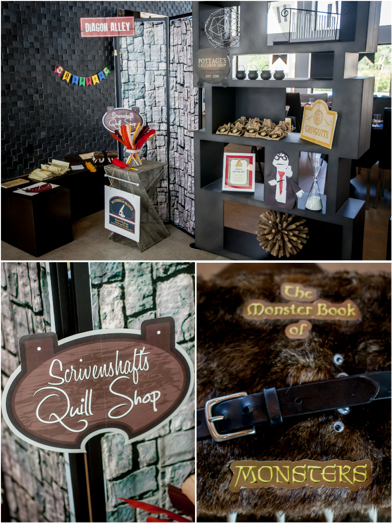 Location Décoration Harry Potter Harry Potter Inspired 9th Birthday Party Party Ideas