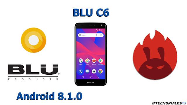 blu c6 antutu benchmark